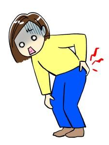 朝に腰が痛くて起き上がれない人は90%これが原因