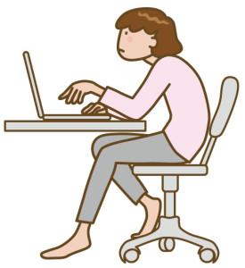 テレワーク肩こりテレワーク腰痛の原因と解消法とは