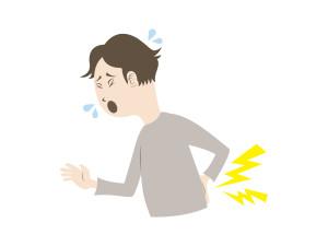 腰が痛いのに筋トレってムリです!