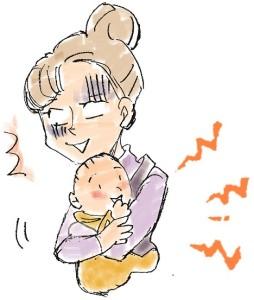 産後の肩や腰がバキバキ痛みでうつになりそう!